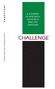 Fall 2009 Cover of Challenge Journal.