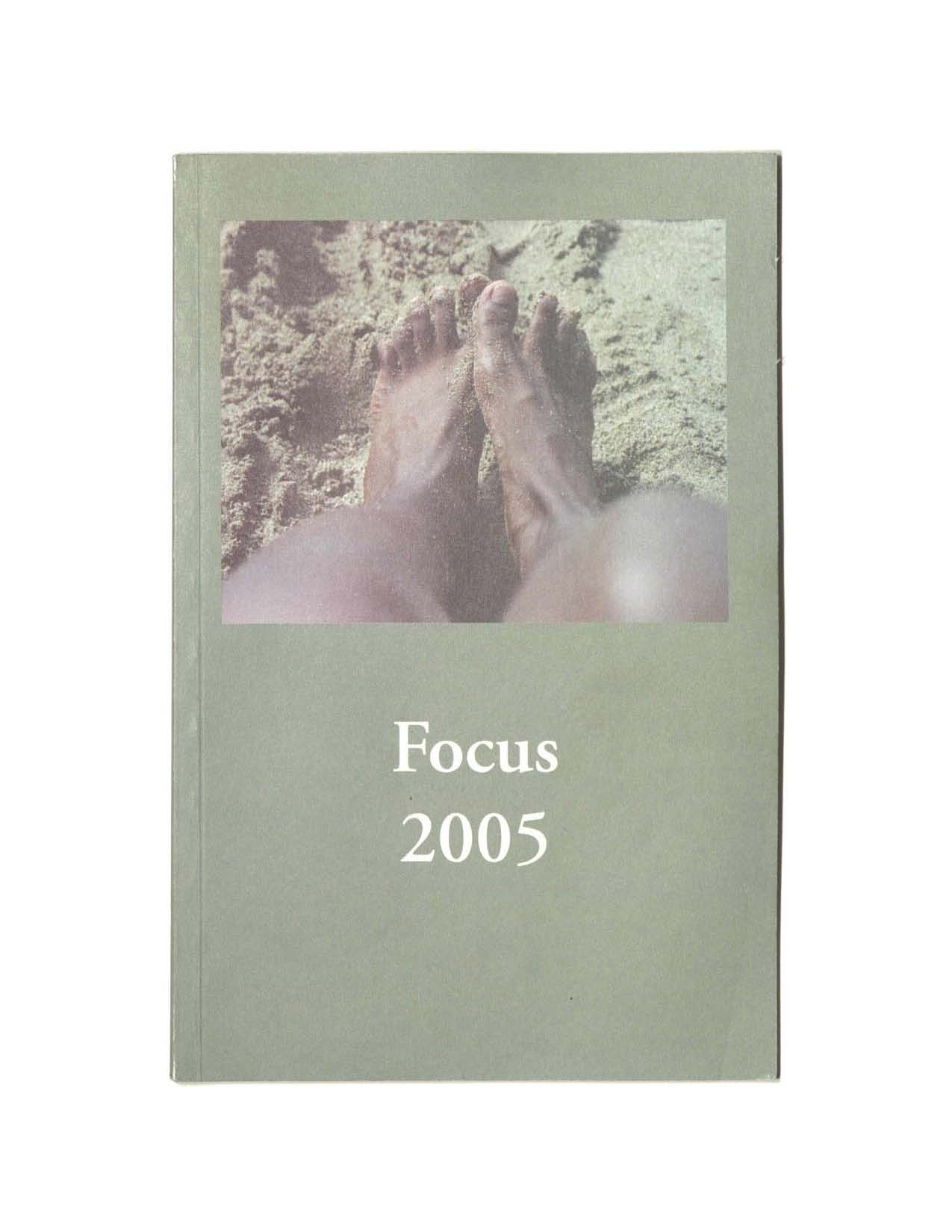 Focus 2005 Cover Image