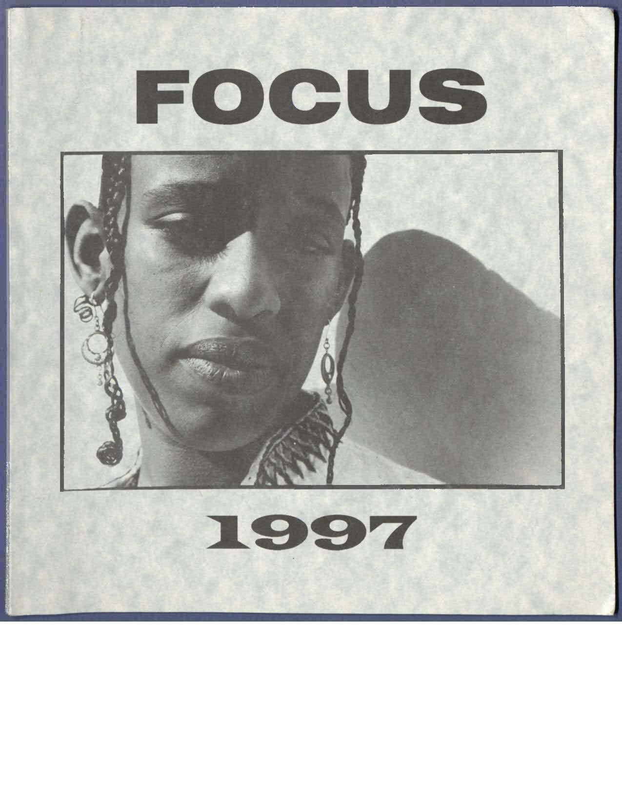 Focus Magazine 1997 cover image