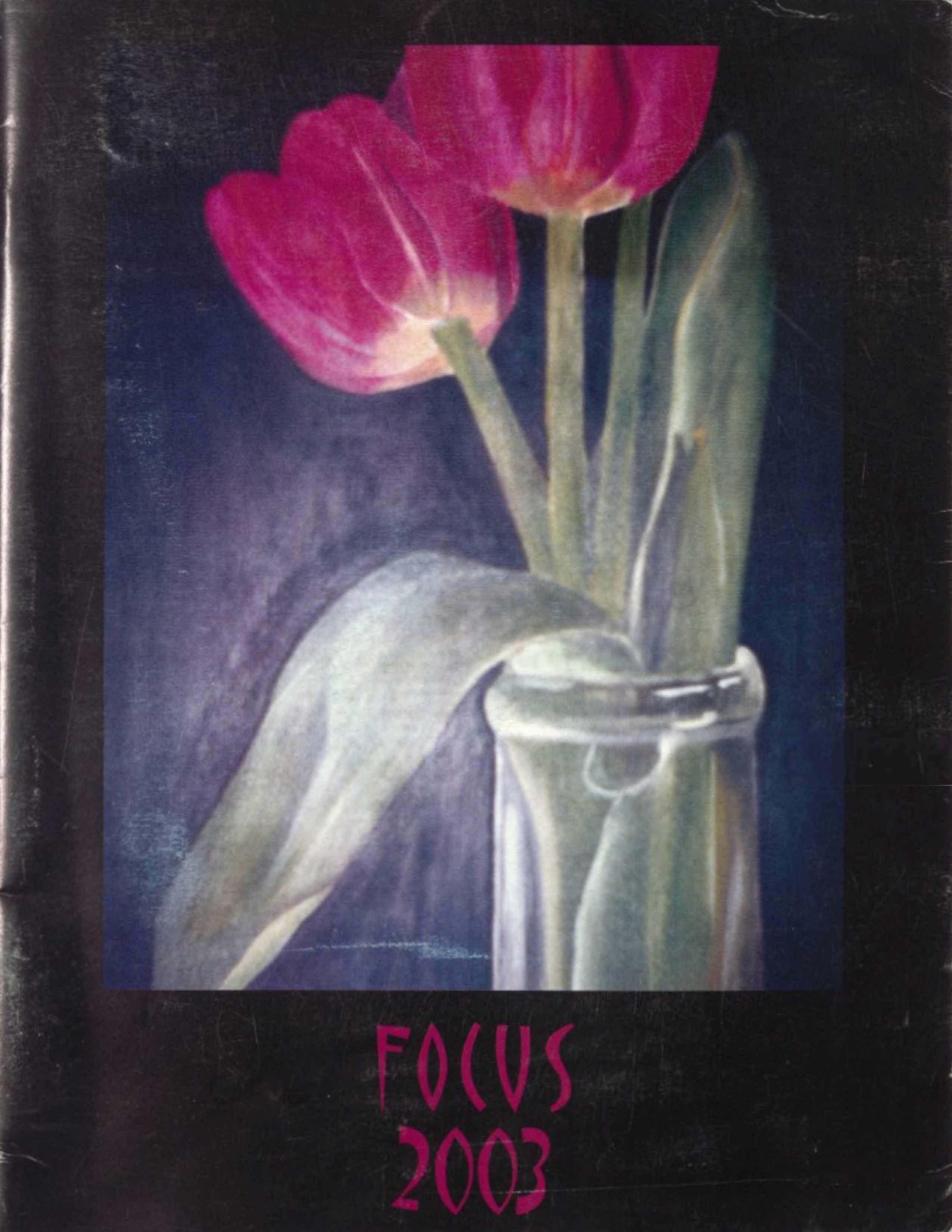 Focus 2003 Cover Image