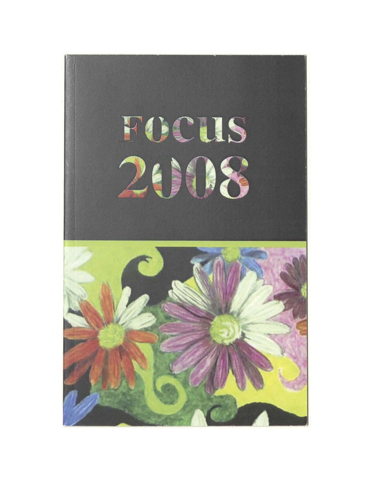 Focus 2008 Cover Image