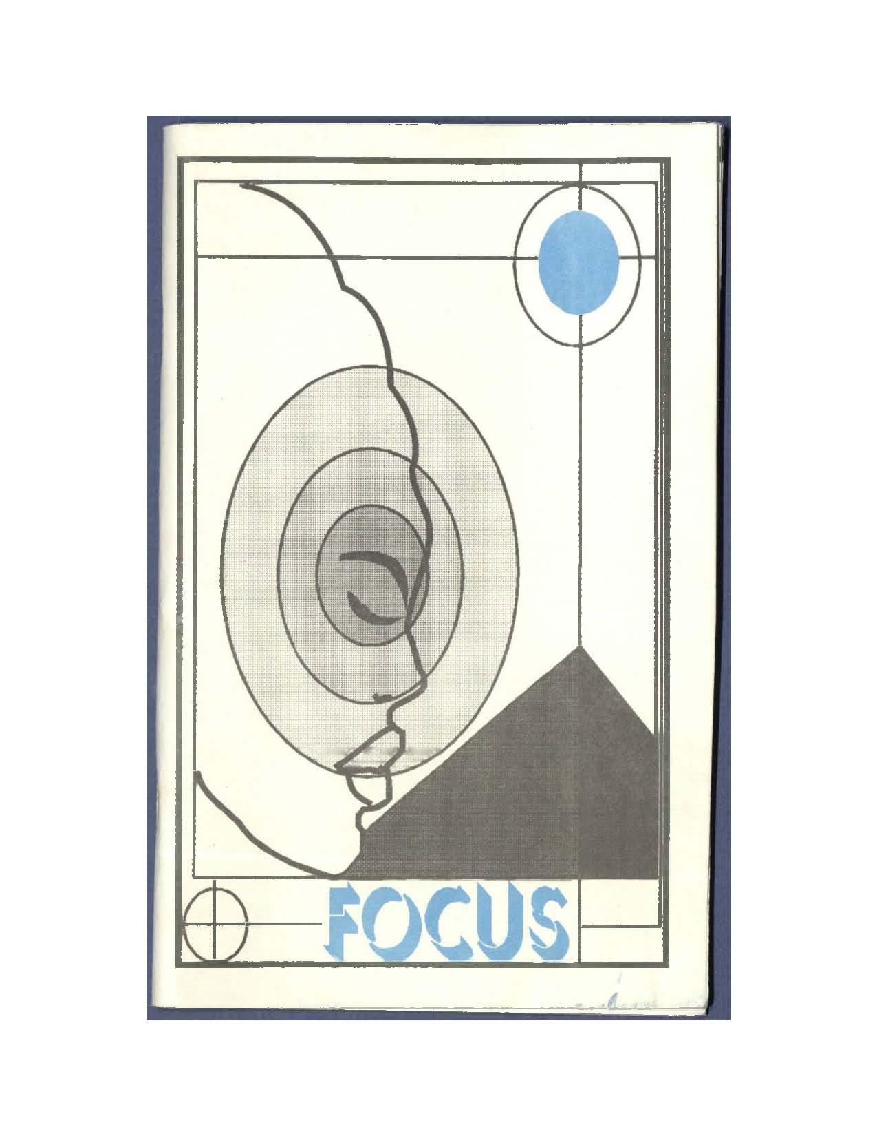 Focus 1991 Cover Image